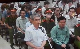 Phiên tòa sáng 7/9: Cuối cùng ông Ninh Văn Quỳnh đã khai nhận khoảng 20 tỷ từ Nguyễn Xuân Sơn