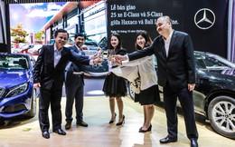 Đạt 120% kế hoạch giao phó trong tháng 10, Haxaco chiếm 34% thị phần của Mercedes Benz Việt Nam