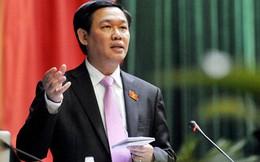 Phó Thủ tướng Vương Đình Huệ: Lạm phát năm 2018 sẽ dưới 4%