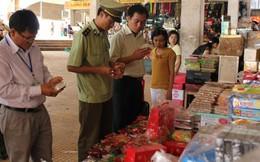 Thành lập 6 đoàn kiểm tra an toàn thực phẩm dịp Tết Nguyên đán Mậu Tuất