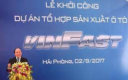 """Đủ cơ sở để """"ra lò"""" ôtô Việt"""