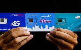 Mới cung cấp 4G, nhà mạng đã chạy đua bằng siêu giảm giá