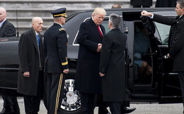 """10 sự thật thú vị về chiếc xe """"Quái thú"""" chuyên chở Tổng thống Donald Trump"""