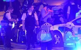 Lại khủng bố bằng xe tải ở Anh, hàng chục người thương vong