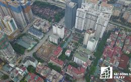 """10.000 căn hộ, thêm 3 vạn dân đang ken đặc """"điểm nóng"""" Nhân Chính – Thanh Xuân, lo ngại hạ tầng thất thủ"""