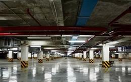 Nhiều bãi đỗ xe 'chết lâm sàng' ở TP.HCM