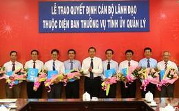 An Giang điều động, bổ nhiệm hàng loạt lãnh đạo chủ chốt