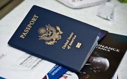 Hơn 5.400 người từ bỏ quyền công dân Mỹ, hộ chiếu Mỹ không nằm trong top 20 cuốn hộ chiếu quyền lực nhất thế giới