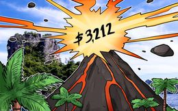 """Chuyện gì xảy ra vậy: Bitcoin vượt mốc 3.000 USD, Bitcoin Cash đối mặt với """"án tử"""""""
