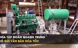 Ông chủ siêu máy bơm lắp thêm hệ thống bơm điện 2.000 m3/giờ ở đường Nguyễn Hữu Cảnh