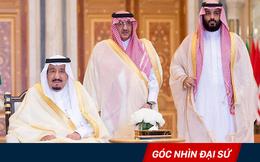 Sóng gió gia tộc Ả rập Saudi: Chiến dịch chống tham nhũng hay cuộc chiến vương quyền?