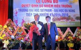 Đại học Sư phạm Đà Nẵng có hiệu trưởng mới