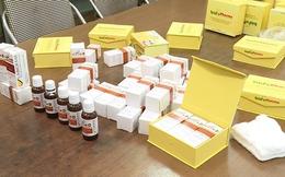 """Lập công ty """"ma"""", dán tem, đóng hộp bán thuốc ung thư giả"""