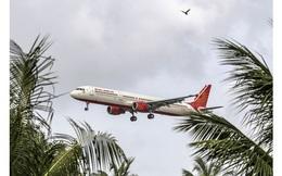 Trước sức ép của các hãng giá rẻ, hãng hàng không quốc gia Ấn Độ vừa phải rao bán mình với khoản nợ 8 tỷ USD