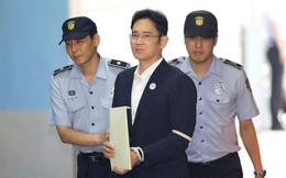 Thái tử Samsung lãnh án 5 năm tù, khép lại vụ bê bối rúng động Hàn Quốc