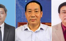 Hai thứ trưởng và Phó Tổng Thanh tra Chính phủ nghỉ hưu từ 1/8