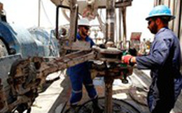 Trữ lượng dầu thô chuẩn bị giảm mạnh