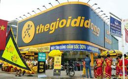 Norges Bank và Samsung Vietnam Securities bán bớt cổ phiếu MWG của Thế giới di động trong bối cảnh cổ phiếu lao dốc