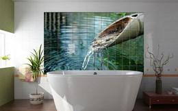 Hãy quên tranh treo tường đi, đây mới là công nghệ hiện đại nhất làm đẹp tường nhà bạn