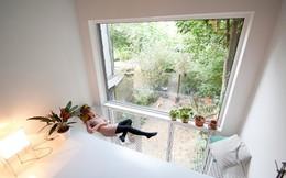 Đã mắt ngắm ngôi nhà ống tuyệt đẹp của cặp vợ chồng kiến trúc sư