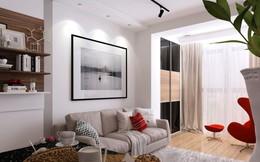 """Căn hộ có diện tích chỉ 30m2, nhưng thiết kế nội thất và không gian sống thì """"chất lừ"""""""