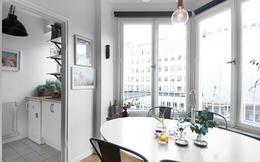 Thiết kế căn hộ 20m2 đẹp đến nao lòng