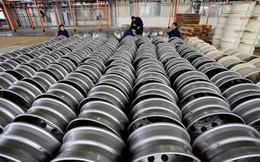 Giá thép tại Thượng Hải đạt đỉnh 6 tuần nhờ triển vọng 2018