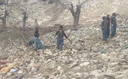 """Cận cảnh sức hủy diệt của """"mẹ các loại bom"""" Mỹ ném xuống Afghanistan"""