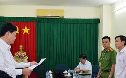 Bắt tạm giam nguyên Giám đốc Cty Lương thực Trà Vinh