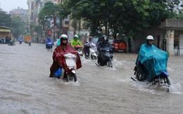 Chuyên gia thời tiết dự báo thời điểm kết thúc những cơn mưa liên tục ở Hà Nội