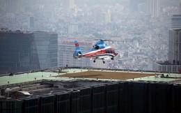 Chi bao nhiêu tiền để bay trực thăng từ Times Square ra Tân Sơn Nhất?