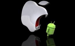 Apple khai mào cuộc chiến với Google, tấn công trực diện Android