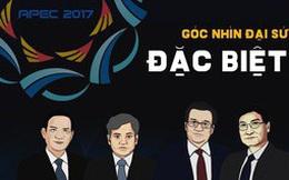 APEC qua góc nhìn của 4 vị đại sứ