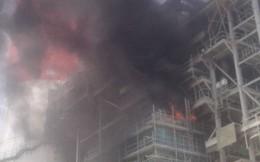 Cháy, nổ ở nhà máy Nhiệt điện Vĩnh Tân 4: Ai chịu trách nhiệm?