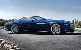 """Mercedes ra mắt siêu xe """"tuyệt đỉnh xa xỉ"""""""