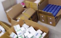 Triệt phá đường dây buôn bán tân dược không hoá đơn chứng từ