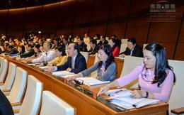 """Quốc hội họp kỳ thứ tư: Dân trực tiếp nghe bàn chuyện """"tiêu tiền"""""""