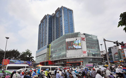 TTTM Bigc tại dự án Artemis Lê Trọng Tấn không đảm bảo an toàn phòng cháy chữa cháy