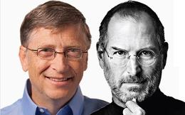 """Steve Jobs và Bill Gates: Mối """"tình-thù"""" vĩ đại của làng công nghệ"""