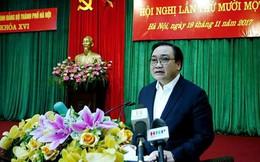 Bí thư Hà Nội yêu cầu xử lý cứng rắn với chung cư vi phạm