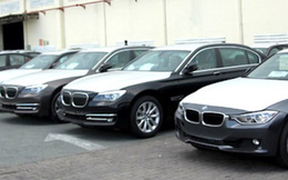 Số phận 450 xe BMW đang 'đắp chiếu' ở cảng TPHCM ra sao?