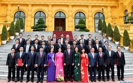 Quốc hội bàn nhân sự TANDTC; Chủ tịch nước bổ nhiệm 22 Đại sứ