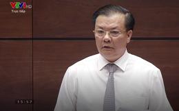 Bộ trưởng Bộ tài chính: Nợ công đang được xử lý rất hiệu quả