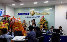 Chứng khoán Bảo Việt (BVSC) lãi trước thuế 120 tỷ đồng, hoàn thành 98% kế hoạch năm 2016