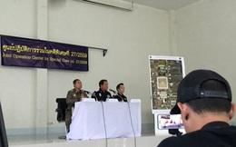 Cảnh sát Thái Lan rầm rộ truy bắt sư trụ trì rửa tiền