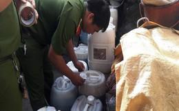 Bắt điểm chế biến cà phê và khô cá sử dụng phụ gia
