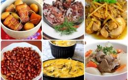 Cách bảo quản thực phẩm khô mùa giông bão