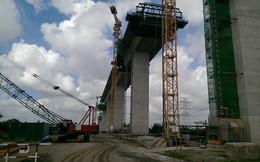 2.423 tỷ đồng thi công 3 gói thầu cuối cùng đường cao tốc Bến Lức - Long Thành