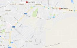 Cháy xưởng gỗ tại Đồng Nai, thiệt hại lên đến hàng chục tỷ đồng