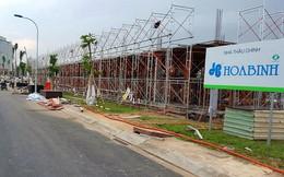 Sau Coteccons, Hòa Bình (HBC) cũng trúng thầu D&B dự án Gang thép Hòa Phát Dung Quất